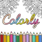 Colorly - Coloring Book & Game icon