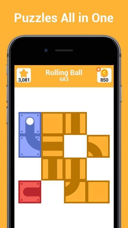 Puzzle Games All in One screenshot-3