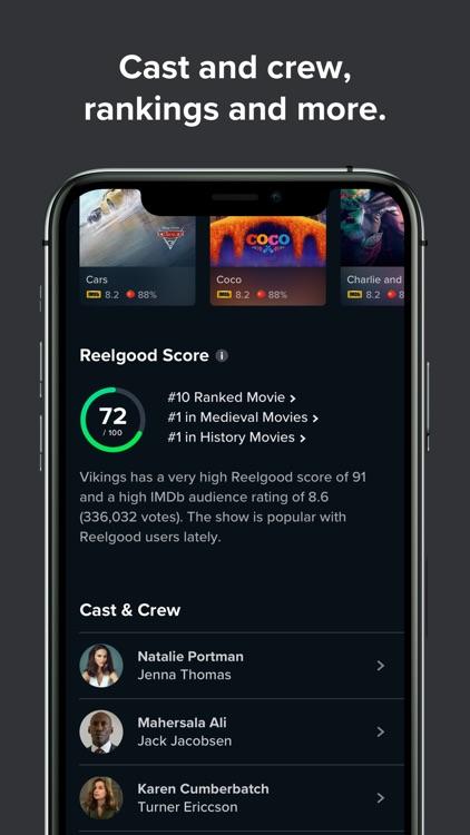 Reelgood - Streaming Guide screenshot-9