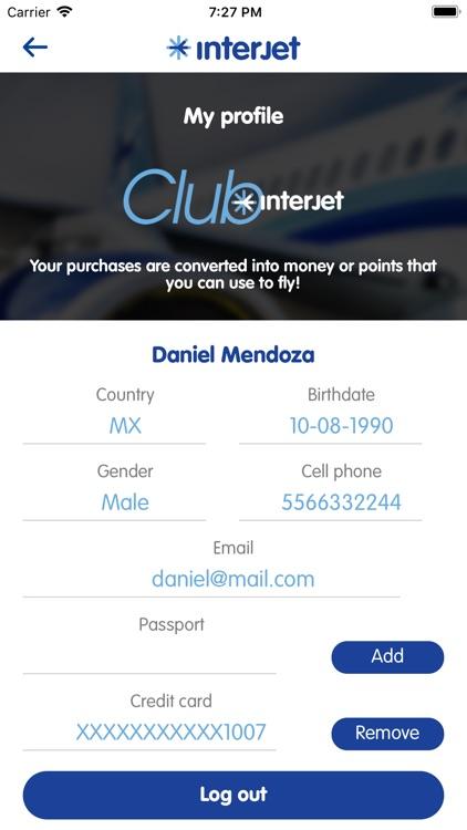 Interjet screenshot-4