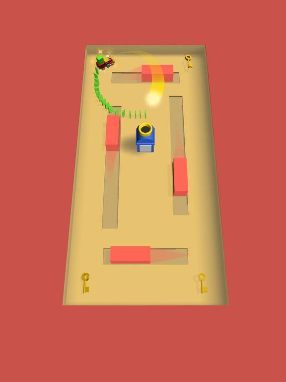 Domino Chain Train screenshot 8