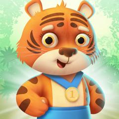 Jungle Town: spaß tier spiele