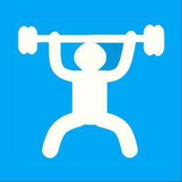 筋肉日記 -写真で記録できる体重管理アプリ-
