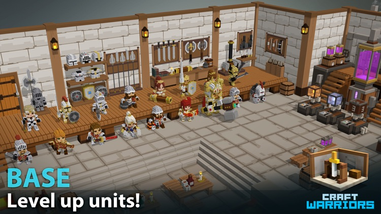 Craft Warriors screenshot-4