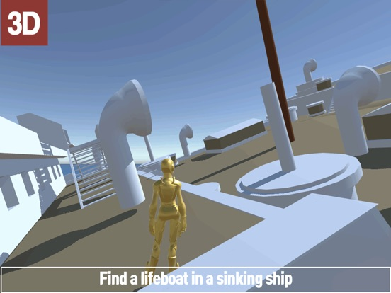 TITANIC 3D screenshot 17
