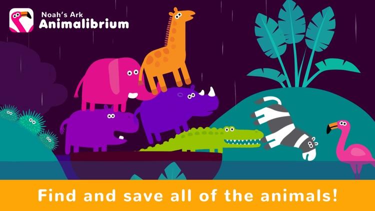 Animal Noah's Ark Animalibrium
