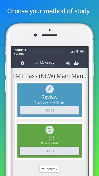 EMT PASS (new) Screenshot