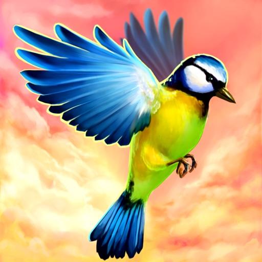 Симулятор Птицы 3D