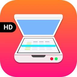 Phone Scanner: Scan PDF file