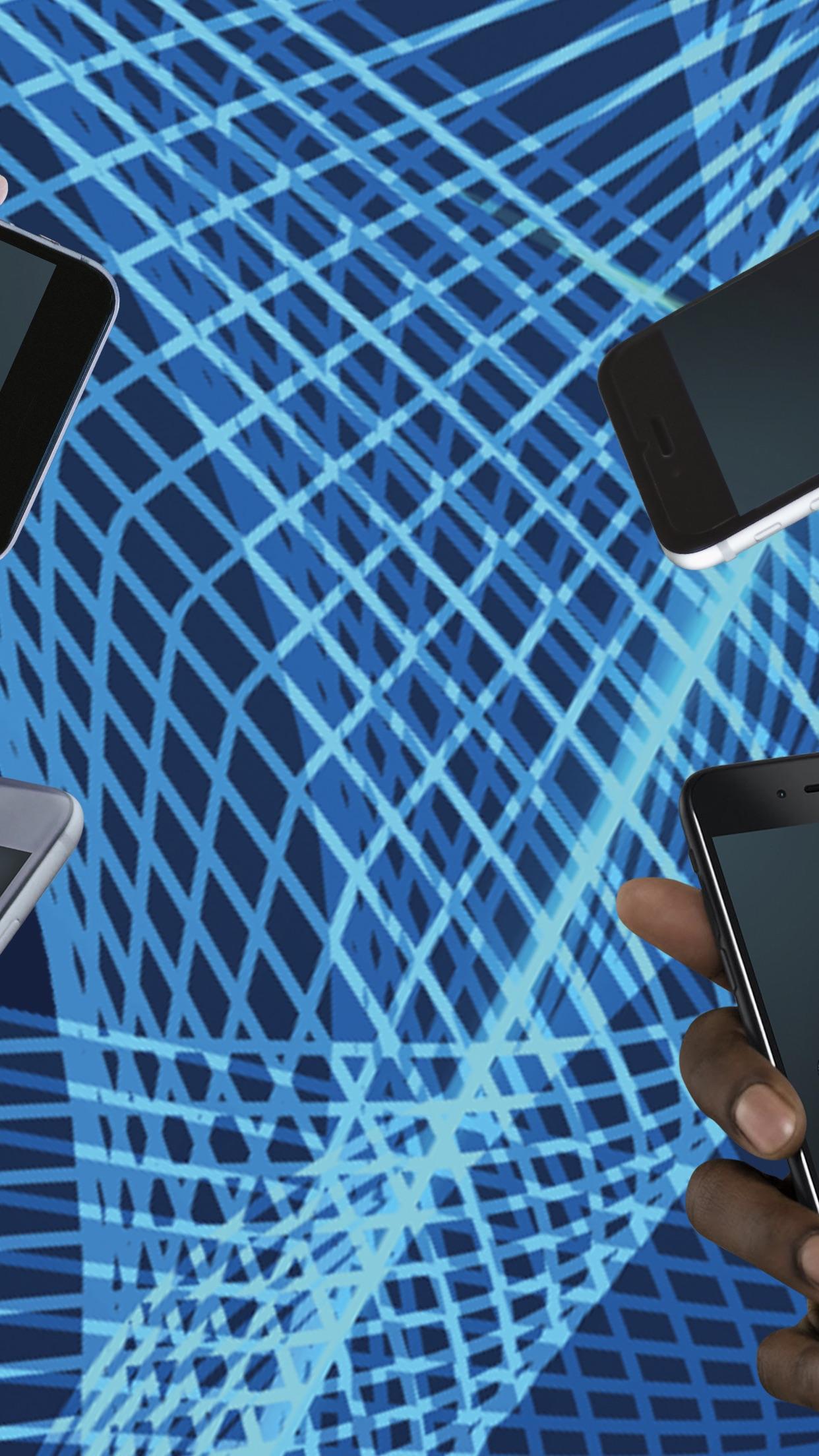 Screenshot do app AmpMe - Speaker Booster