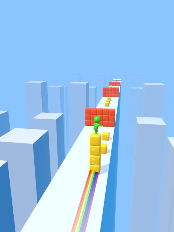 Cube Surfer! screenshot 9