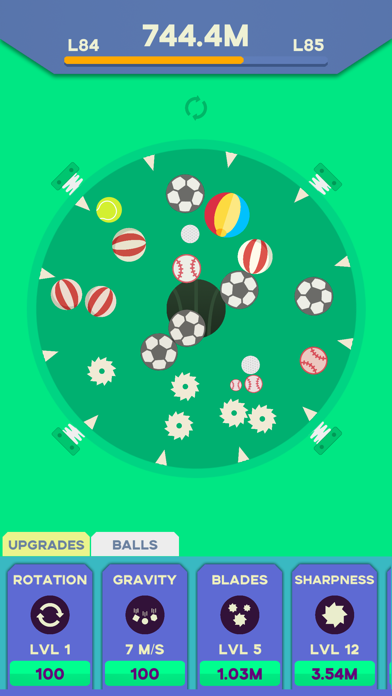 Ball Blender! screenshot two