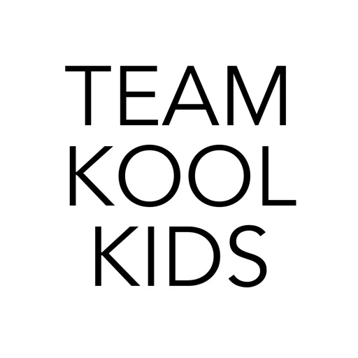 Team Kool Kids Stickers