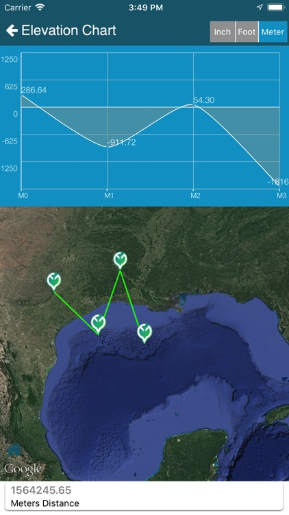 Geo Measure Area Calculator screenshot-3