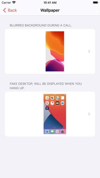 Fake Call-Prank Caller ID Apps screenshot-6