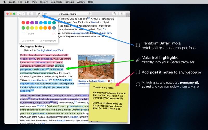 Highlighter Screenshot