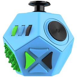Fidget Toys Box Destress pops