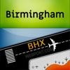 Birmingham Airport BHX + Radar - iPadアプリ