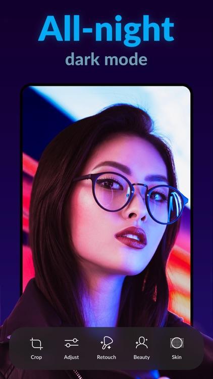 Facelab - Face Editor & Beauty screenshot-7