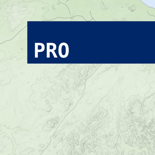 Pentlands Outdoor Map