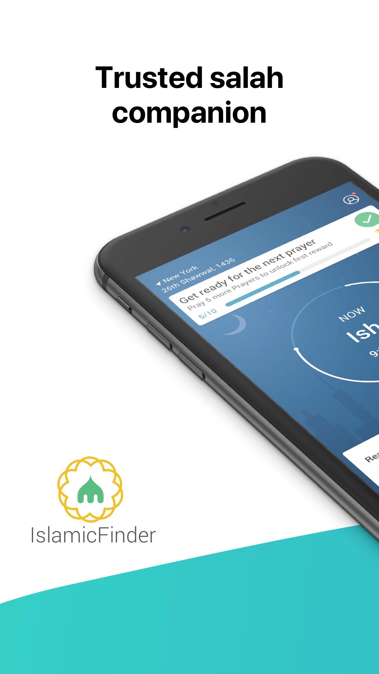 Athan: Ramadan & Prayer Times Screenshot