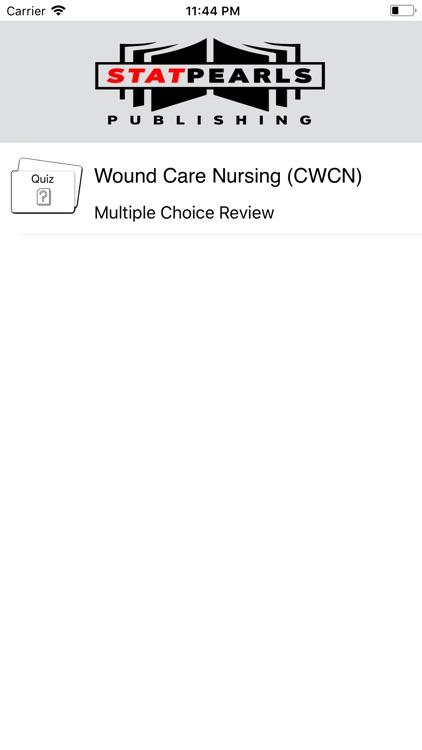 Wound Care Nursing Cwcn By Statpearls Llc