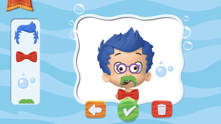 Bubble Guppies: Grumpfish screenshot-3