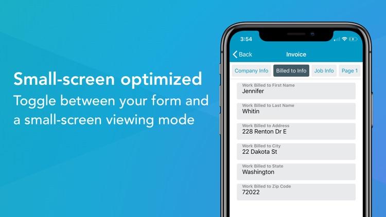 GoFormz Mobile Forms & Reports screenshot-5