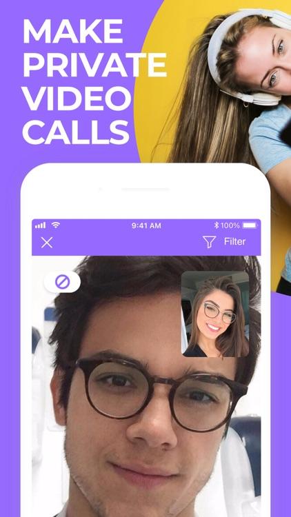Random Online Video Chat & Cam screenshot-4