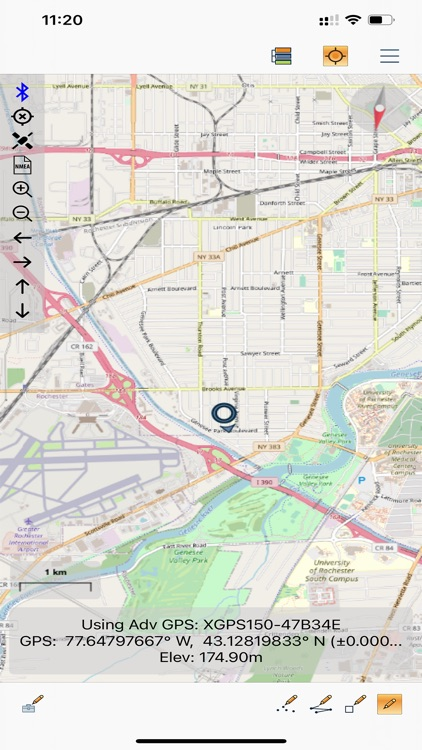 Global Mapper Mobile screenshot-3