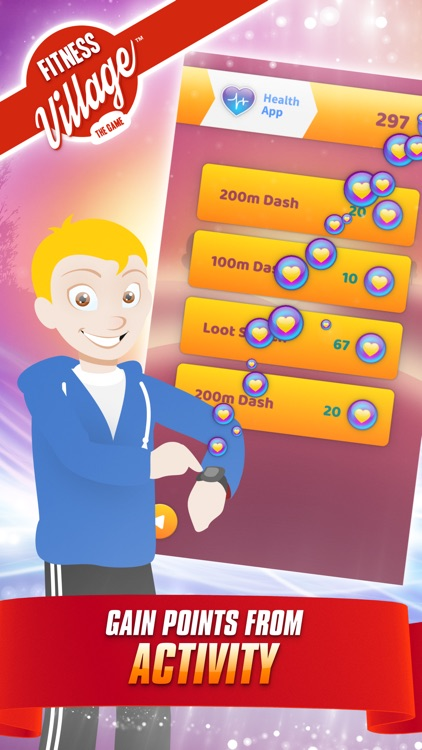 Fitness Village - The Game screenshot-5