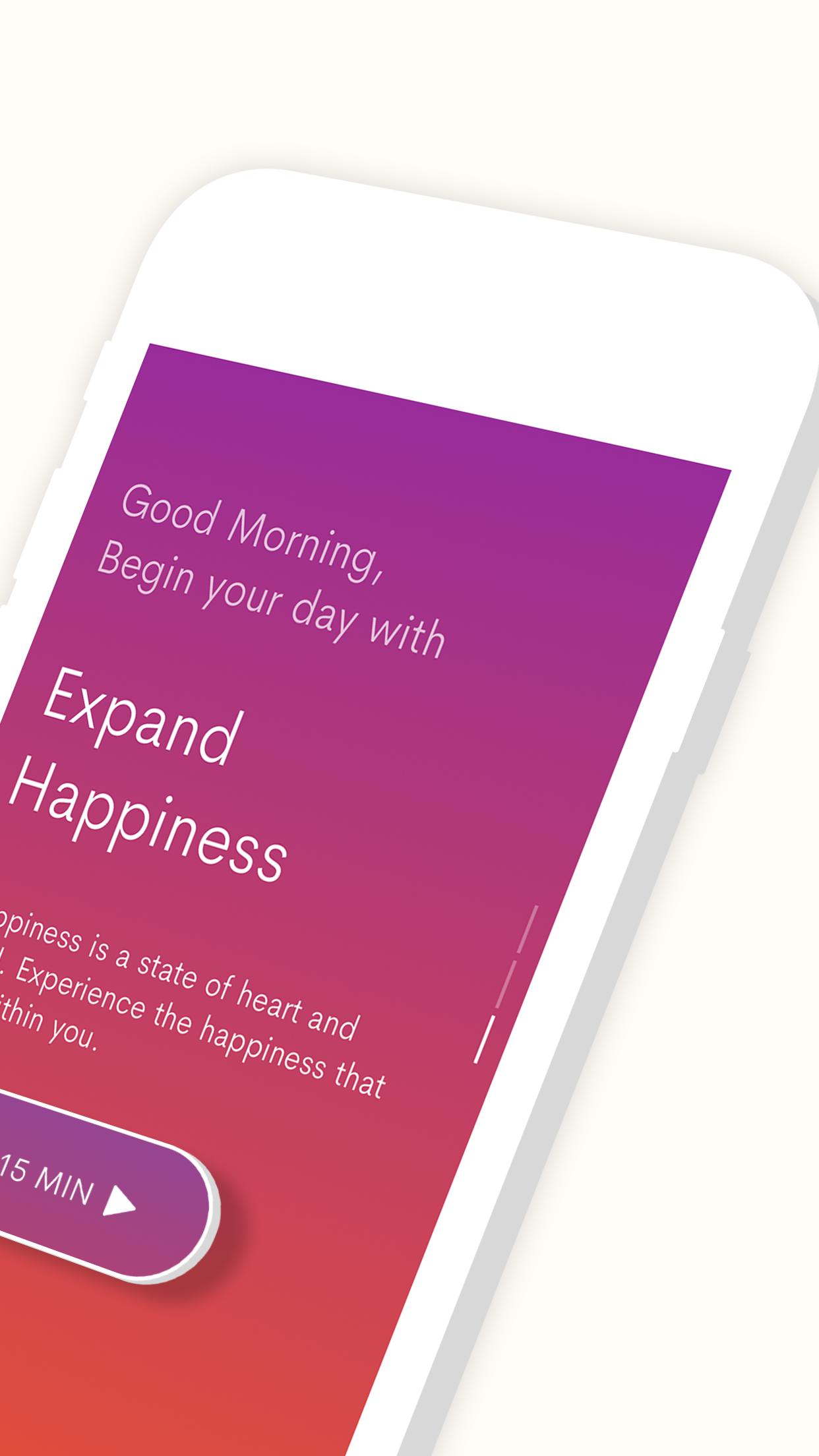 INSCAPE Meditation & Sleep App Screenshot