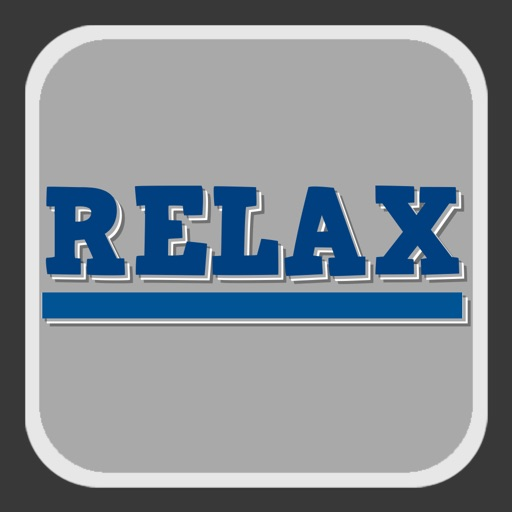 Rest Relax Reflect - Calm Down