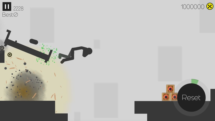 Stickman Falling Annihilation screenshot-4