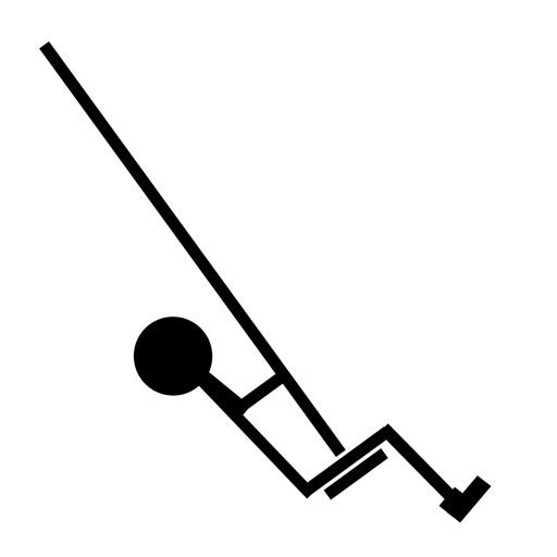 качели - Stickman Swing