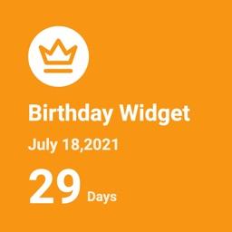 Birthday Widgets