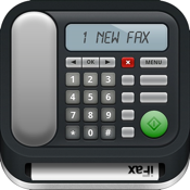 iFax: Fax from iPhone ad free icon
