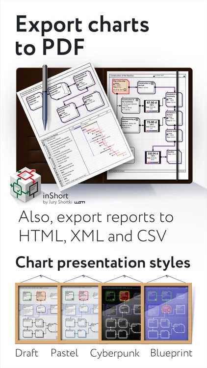 inShort: Project & Workflow screenshot-4