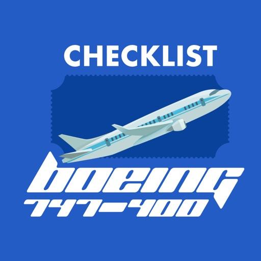 BOEING 747 400 Checklist