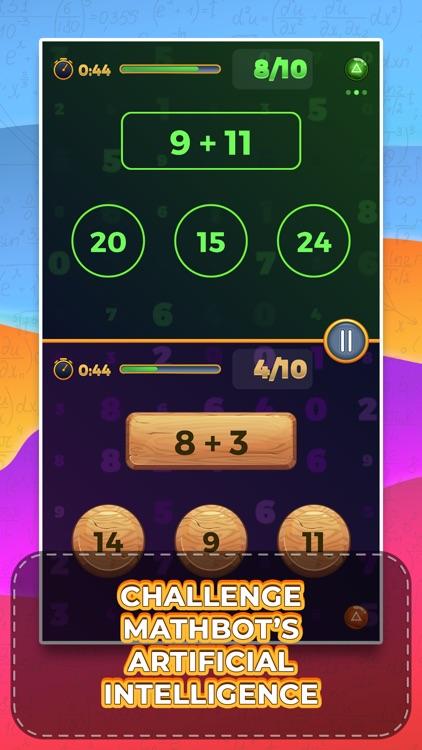Mathematical Run (Math games) screenshot-4