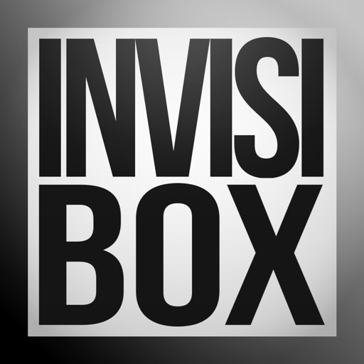 Invisibox Puzzle Game