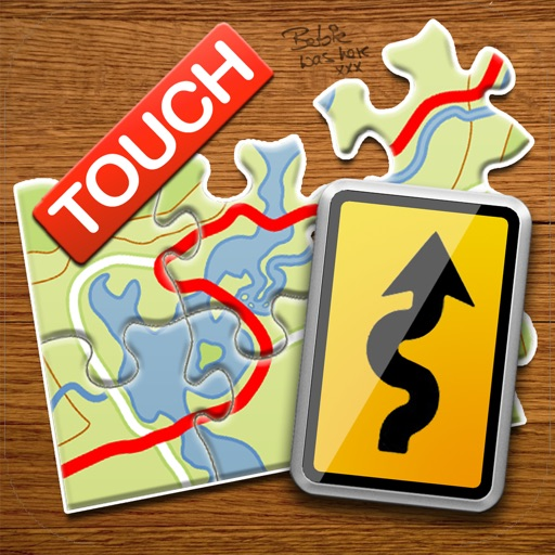 TrailRunner touch — GPX Editor