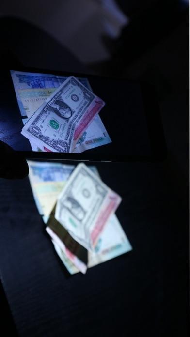 Screenshot for MoneyReaderPro in Jordan App Store