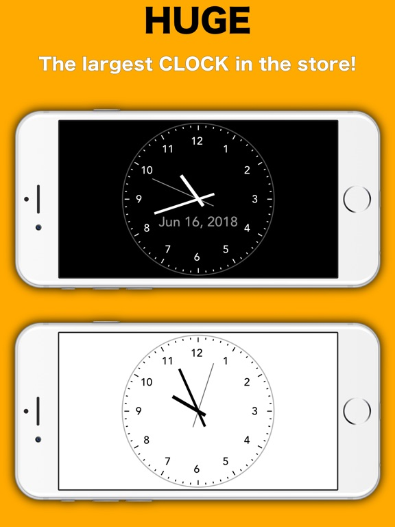 Simply Clock - Analog Screenshots