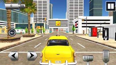 都市タクシードライバーカーシミュレーターのおすすめ画像2