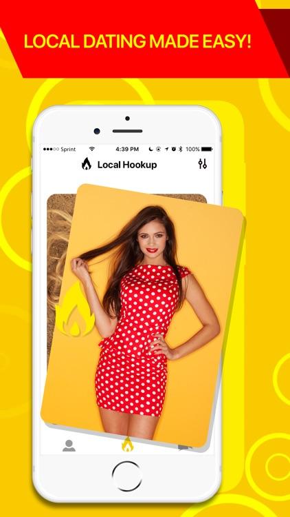 Local hookup app