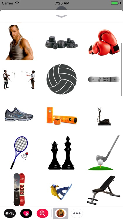 Best Sports  Stickers