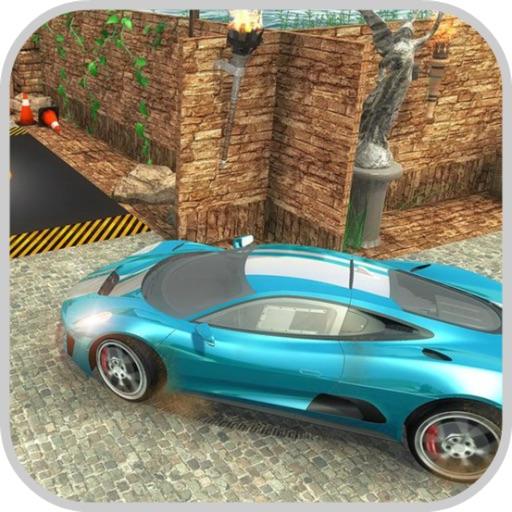 Maze Parking Car High Lever iOS App