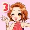 Fashionable Girls3 Sticker