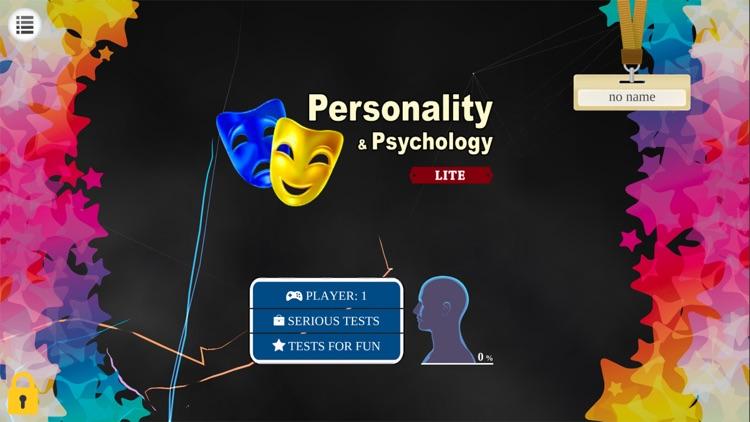 Personality & Psychology Lite